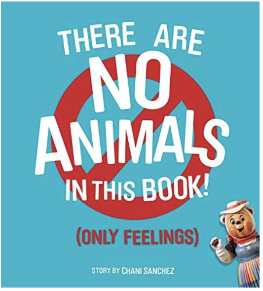 No animals only feelings in this book