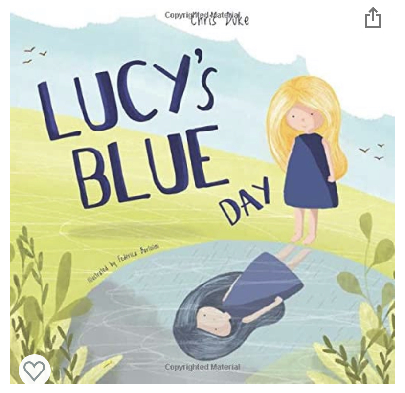 Lucy's Blue day book