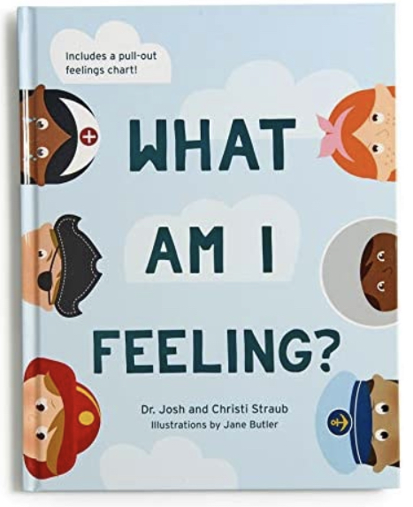 What am i feeling book